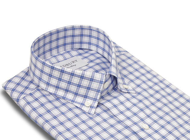 The Blue Wagner Plaid