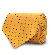 The Yellow Tyndall Tie