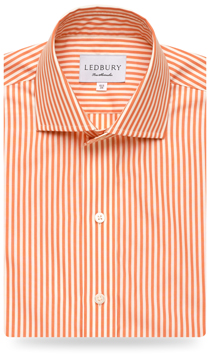 The Orange Barlow Stripe