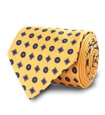The Yellow Waldburg Tie