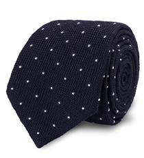 The Mullins Dot Tie