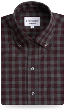 The Grey Cannery Plaid