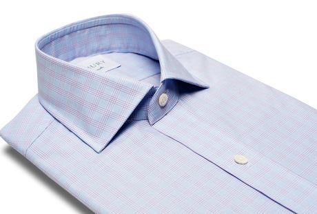 The Kingsley Slim Fit collar