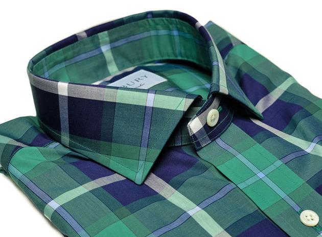 The Green Goshen collar