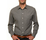 The Forbes Brushed Twill Slim Fit modelcrop