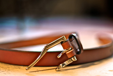 The Free Union Belt collar