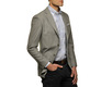 The Grey Huxley Sport Coat  modelcrop