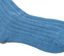 The Blue Alastair Sock singlecuff