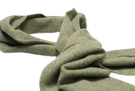 The Green Camden Lambswool Scarf shirt