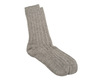 The Grey Alastair Sock collar