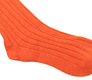 The Orange Alastair Sock singlecuff
