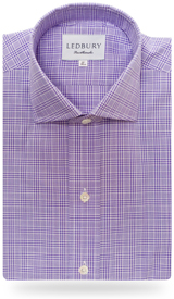 The Purple Keeneland Check