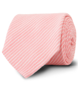 The Pink Marshall Stripe Tie