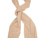 The Beige Camden Lambswool Scarf