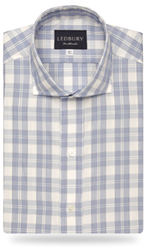 The Light Blue Windham Plaid